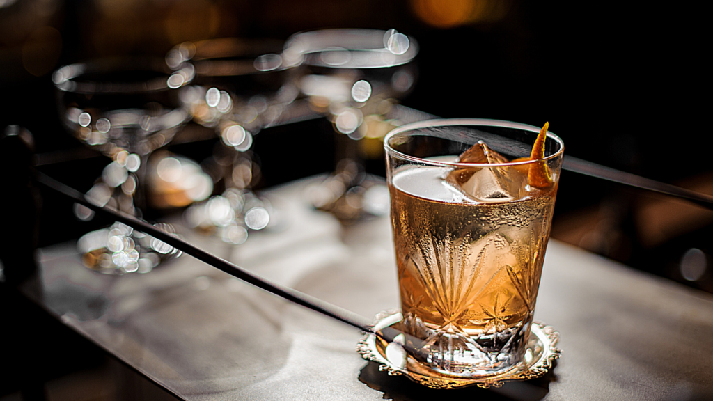 World's 50 Best Bars. Cocktail
