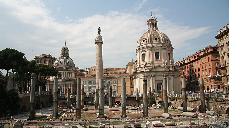 Roma. La caput mundi del lusso e degli obelischi