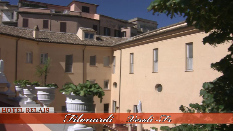 Spot Tv Hotel Relais Filonardi